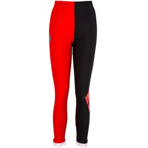 Calça Preta e Vermelha Alerquina