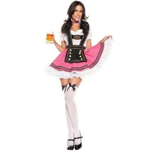 Fantasia Beer Girl Garden Rosa