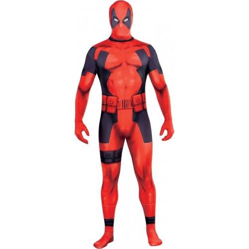 Fantasia Masculina Deadpool