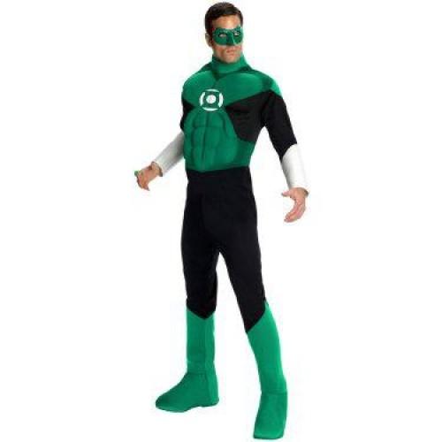 Fantasia Masculina Lanterna Verde