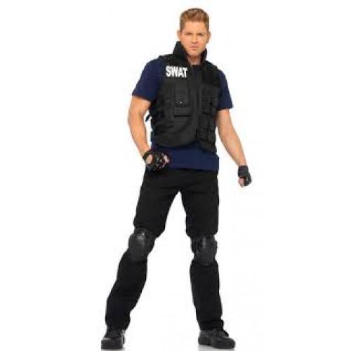 Fantasia Masculina SWAT