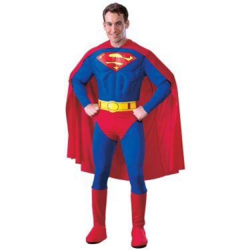 Fantasia Masculina Super Man