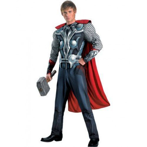 Fantasia Masculina Thor