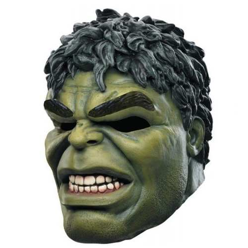 Máscara do Hulk