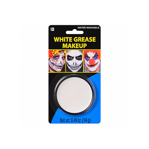 White grease(pancake) make up