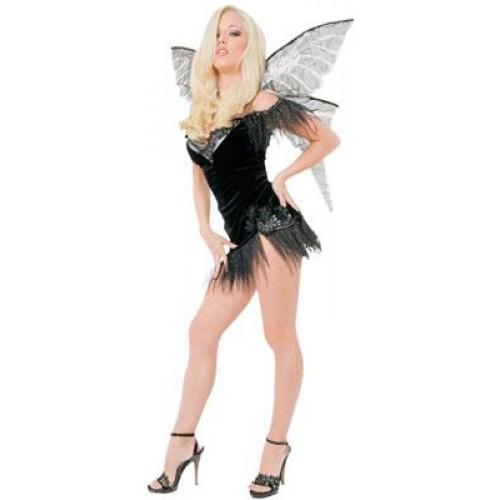 Anjo Negro Feminino