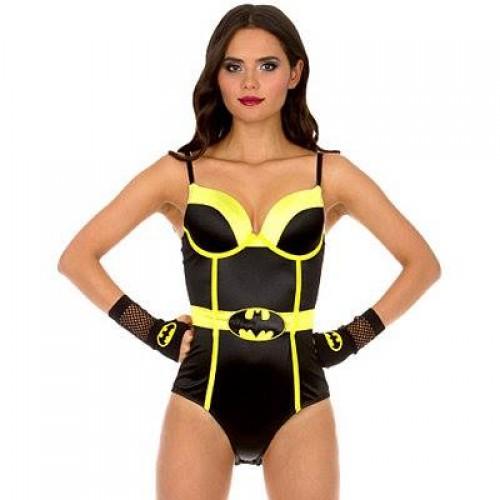 Batgirl 5 Body