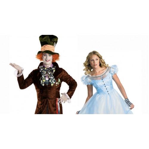 Chapeleiro Maluco e Alice