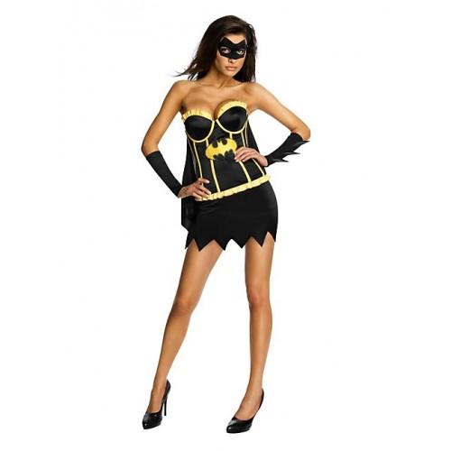 Corset Batgirl com Logo