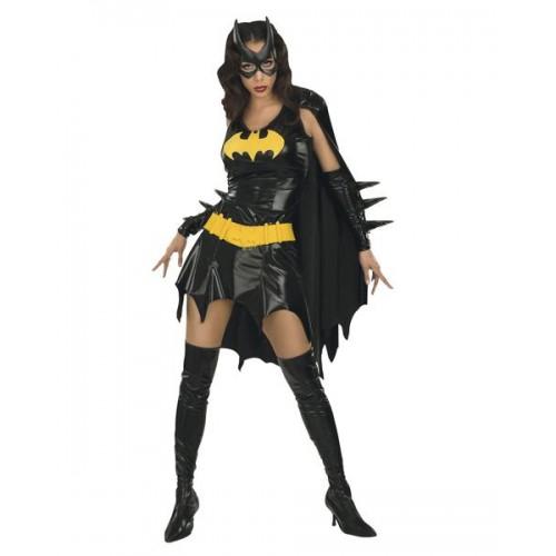 Fantasia Feminina Batgirl
