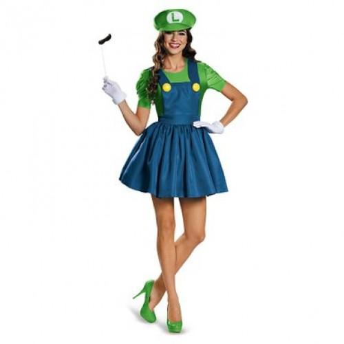Luigi Deluxe Mario Bros