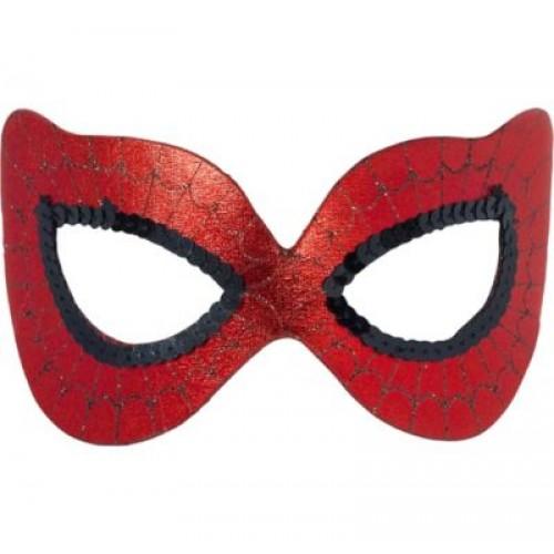 Mulher Aranha Máscara