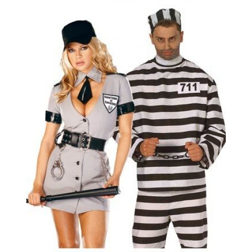Policial e Prisioneiro