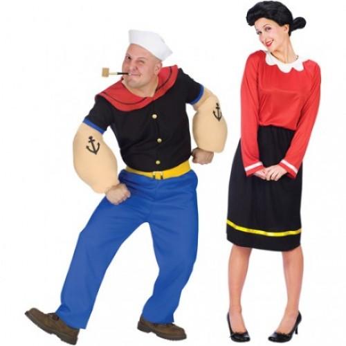 Popeye e Olivia Palito