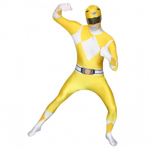 Power Ranger Amarelo