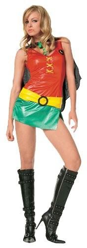 Robin Woman