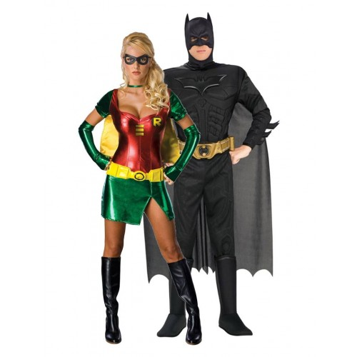 Robin e Batman
