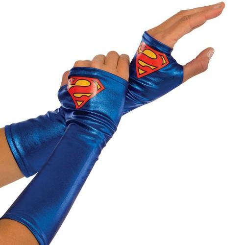 Supergirl Luvas