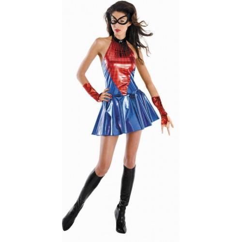 Vestido Mulher Aranha